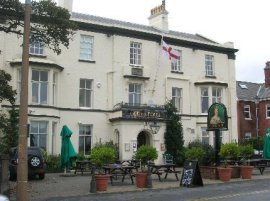 The Queens Hotel, Lytham St Annes, Lancashire