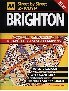 AA Street by Street Z-map Brighton