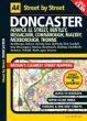 AA Street by Street Doncaster Midi