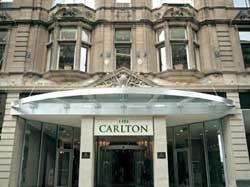 Carlton Hotel, Edinburgh, Edinburgh and the Lothians