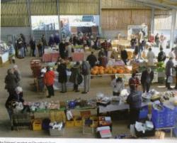 Cloverbank Farmers Market, Congleton, Cheshire