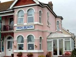 High Beach Guest House, Worthing, Sussex