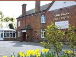 The Swan at Forton, Newport, Shropshire