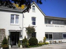 Bossiney House Hotel, Tintagel, Cornwall