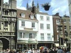 Cathedral Gate, Canterbury, Kent