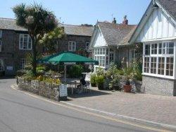 Tremayne Guest House, Mousehole, Cornwall