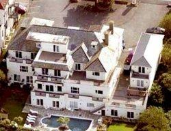 Priory Lodge Hotel, Newquay, Cornwall