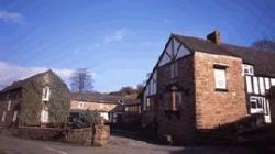 The Pheasant, Higher Burwardsley, Cheshire