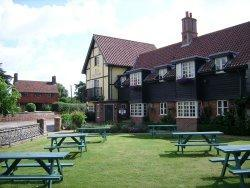 The Dolphin, Aldeburgh, Suffolk