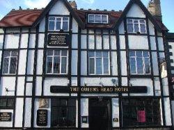 The Queens Head Hotel, Bishop Auckland, County Durham
