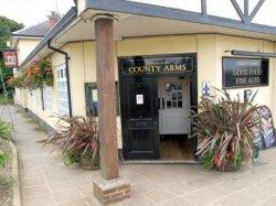 County Arms, Truro, Cornwall