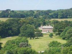 Trereife House, Newlyn, Cornwall