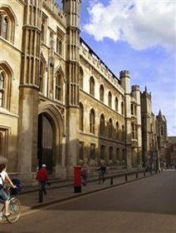 Corpus Christi College, Cambridge, Cambridge, Cambridgeshire