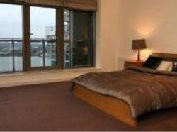 Luxury Penthouse Waterfront Apartment, Liverpool, Merseyside