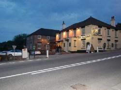 Railway Inn Hotel, Whiston, Staffordshire