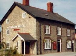 The Antelope Hotel, Mold, North Wales