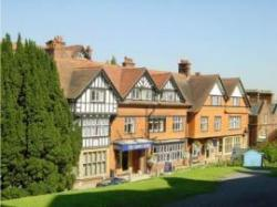 The Crown Manor House Hotel, Lyndhurst, Hampshire