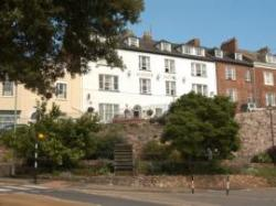 Manor Hotel, Exmouth, Devon