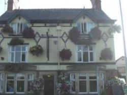 Golden Lion Hotel, Middlewich, Cheshire