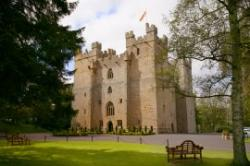 Langley Castle Hotel, Hexham, Northumberland