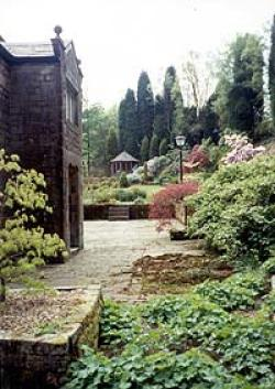 Land Farm Garden, Hebden Bridge, West Yorkshire