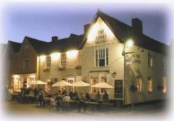 Angel Hotel, Lavenham, Suffolk