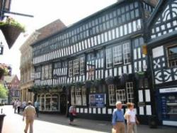 The Crown Hotel, Nantwich, Cheshire