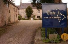 The Moody Goose at The Old Priory