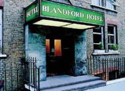 Blandford Hotel, West End, London