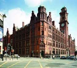 Palace Hotel, Manchester, Greater Manchester