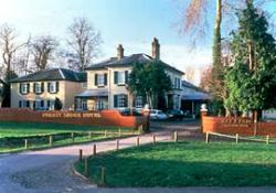Forest Lodge Hotel, Lyndhurst, Hampshire