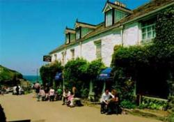 Port Gaverne Hotel and Restaurant, Port Isaac, Cornwall