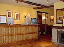 Three Horseshoes Hotel, Rugby, Warwickshire