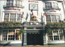 Royal & Fortescue Hotel, Barnstaple, Devon