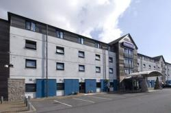 Premier Inn Plymouth (Sutton Harbour), Plymouth, Devon