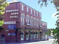 Borough Arms Hotel, Newcastle-under-Lyme, Staffordshire