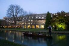 Doubletree by Hilton Garden House Cambridge