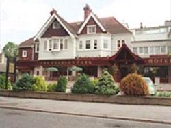 Pearson Park Hotel, Hull, East Yorkshire