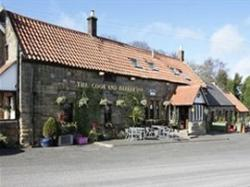 Cook and Barker Inn, Newton on the Moor, Northumberland