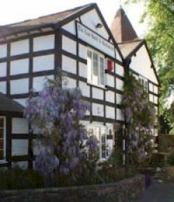 Lion Hotel, Welshpool, Mid Wales