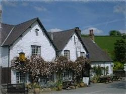 West Arms Hotel, Llanarmon, North Wales