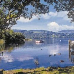 White Cross Bay Holiday Park, Windermere, Cumbria