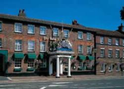Rose & Crown Hotel, Tonbridge, Kent