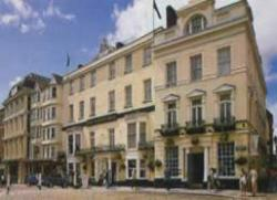 Royal Clarence Hotel, Exeter, Devon