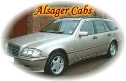 Alsager Cabs, Alsager, Cheshire