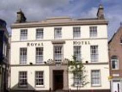 Royal Hotel, Blairgowrie, Perthshire
