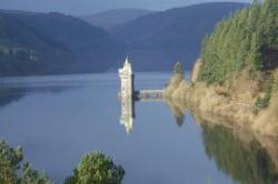 Lake Vyrnwy Hotel & Spa, Lake Vyrnwy, Mid Wales