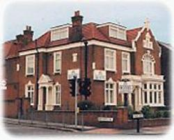 Holtwhites Hotel, Enfield, London