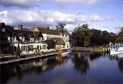 The Swan at Streatley, Streatley on Thames, Berkshire