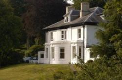 Conrah Country House Hotel, Aberystwyth, West Wales